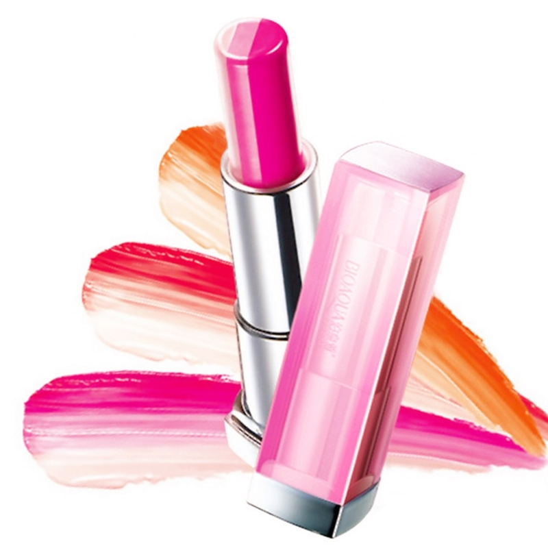 Lasting-Three-Color-Discoloration-Labial-Matte-Lipstick-Makeup-Lip-Balm-Moisturizing-Cosmetics-Tint-Lipstick-Frosted-Lip