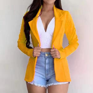 SSuit Blazer Jacket W...