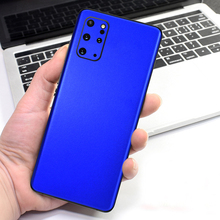 Цветная матовая наклейка для SAMSUNG Galaxy S20 Ultra S20 Note 10 + Note 9 8 S10 Plus S10e S9 8 + product image