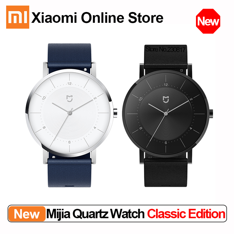 Xiaomi Quartz-Watch Design Waterproof Removable 3ATM 316l-Stainless-Steel Stap Classic-Edition title=