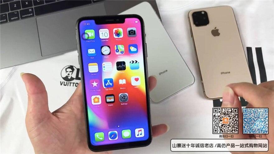 iphone11pro max山寨