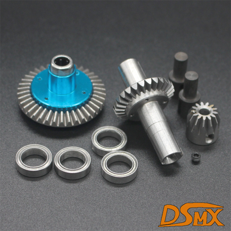 HSP RC 1:10 On Road Drift Car Head One-way Bearings Gear Complete Flying 02024