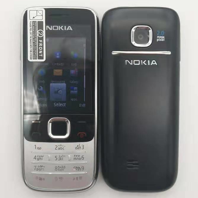 2730 Original phone Nokia 2730 Cheap phones Unlocked GSM WCDMA 3G phone with Russian keyboard Free shipping