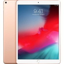 "Планшет Apple iPad Air 2019 MUUL2RU/A A12 Bionic/3Gb/64Gb 10.5"" IPS 2224x1668/iOS/золотистый/BT/8Mpi()"