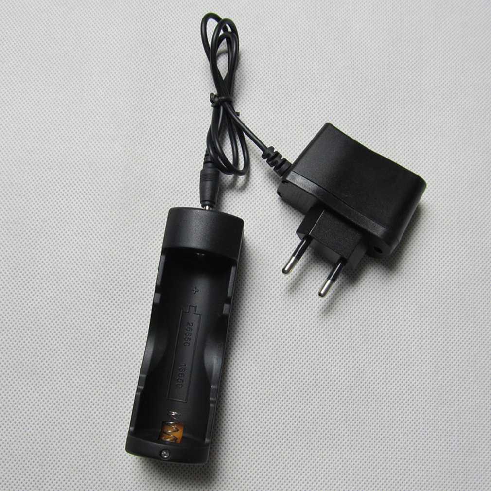 18650 26650 battery charger strong light flashlight charger 18650 charger super durable charging current 500 (mA)