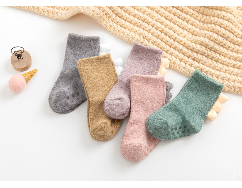 Dinosaur Socks 10
