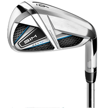 Golf-Clubs Sim-Max-Irons-Set New Men 4-9APS Men's