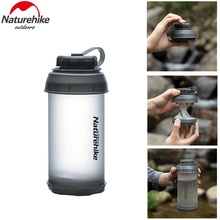 Bottle-Kettle Naturehike Sports-Bottle Water-Cup Folding Camping Travel Collapsible Outdoor