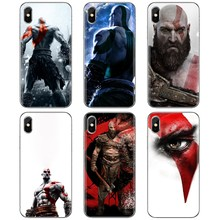 Силиконовый чехол God Of War Kratos Kawaii для Samsung Galaxy A10 A30 A40 A50 A60 A70 S6 Active Note 10 Plus Edge M30(China)