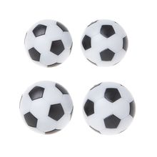 2pcs Resin Foosball Table Soccer Ball Indoor Games Fussball Football 32mm 36mm K1AC