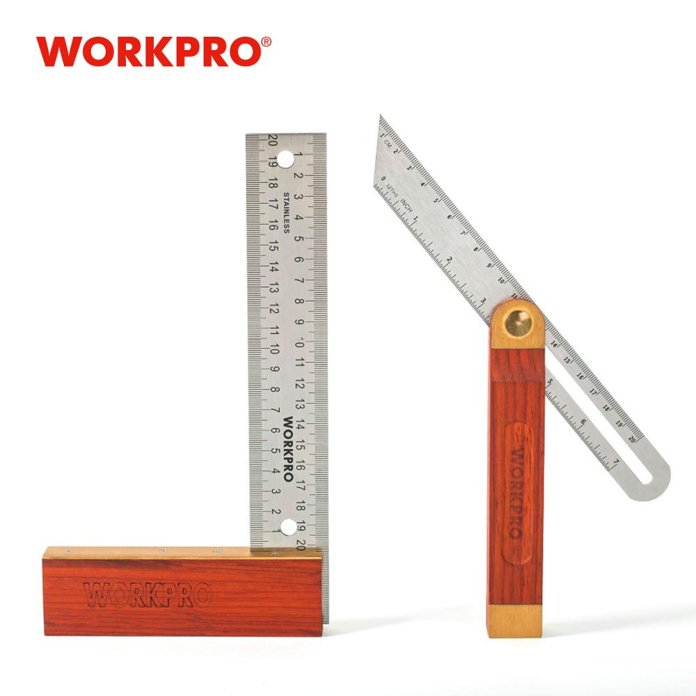 2Pc Engineers Try Square Right Angle Ruler 90Deg Measurement Instrument Tool