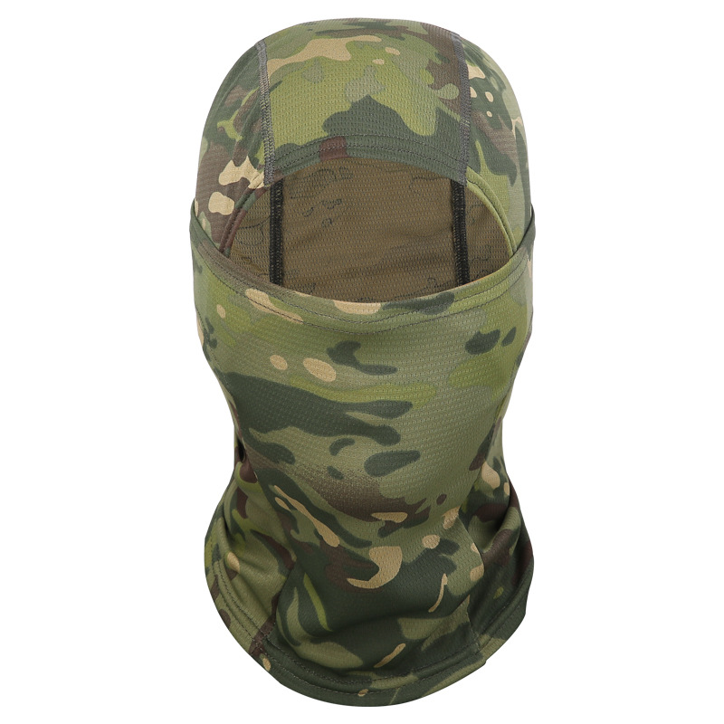Cap Helmet-Liner Airsoft-Cap Balaclava Cycling Full-Face-Mask Army Military Hunting Tactical title=