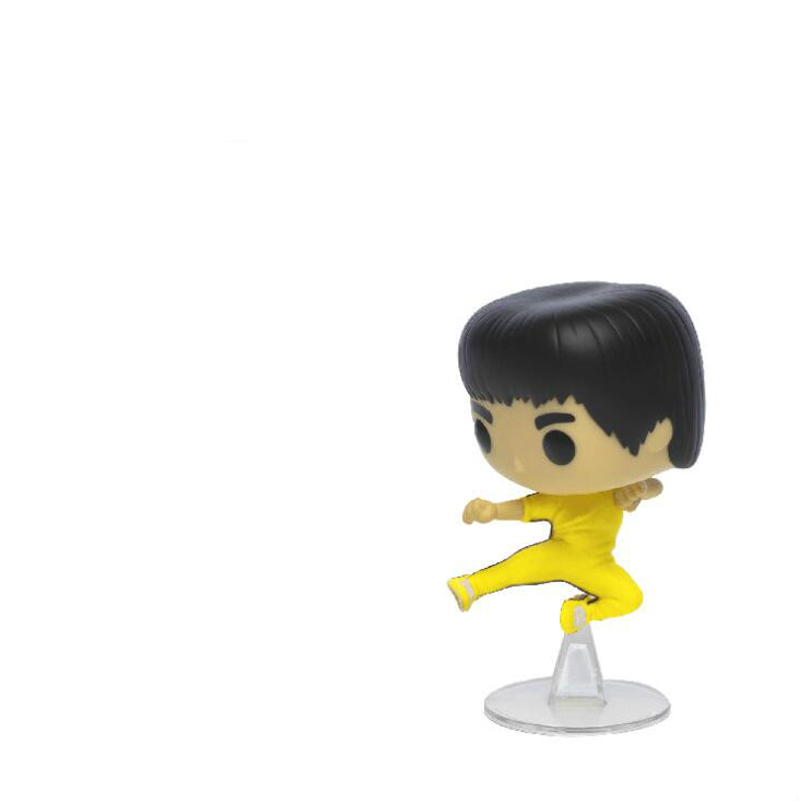 Funko Pop BRUCE LEE Action Figure Anime Model PVC Collection Toys for Kid Gifts