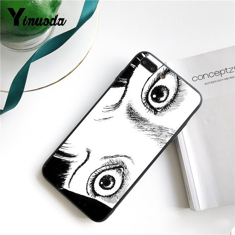 Japanese horror comic Tomie Custom eyes
