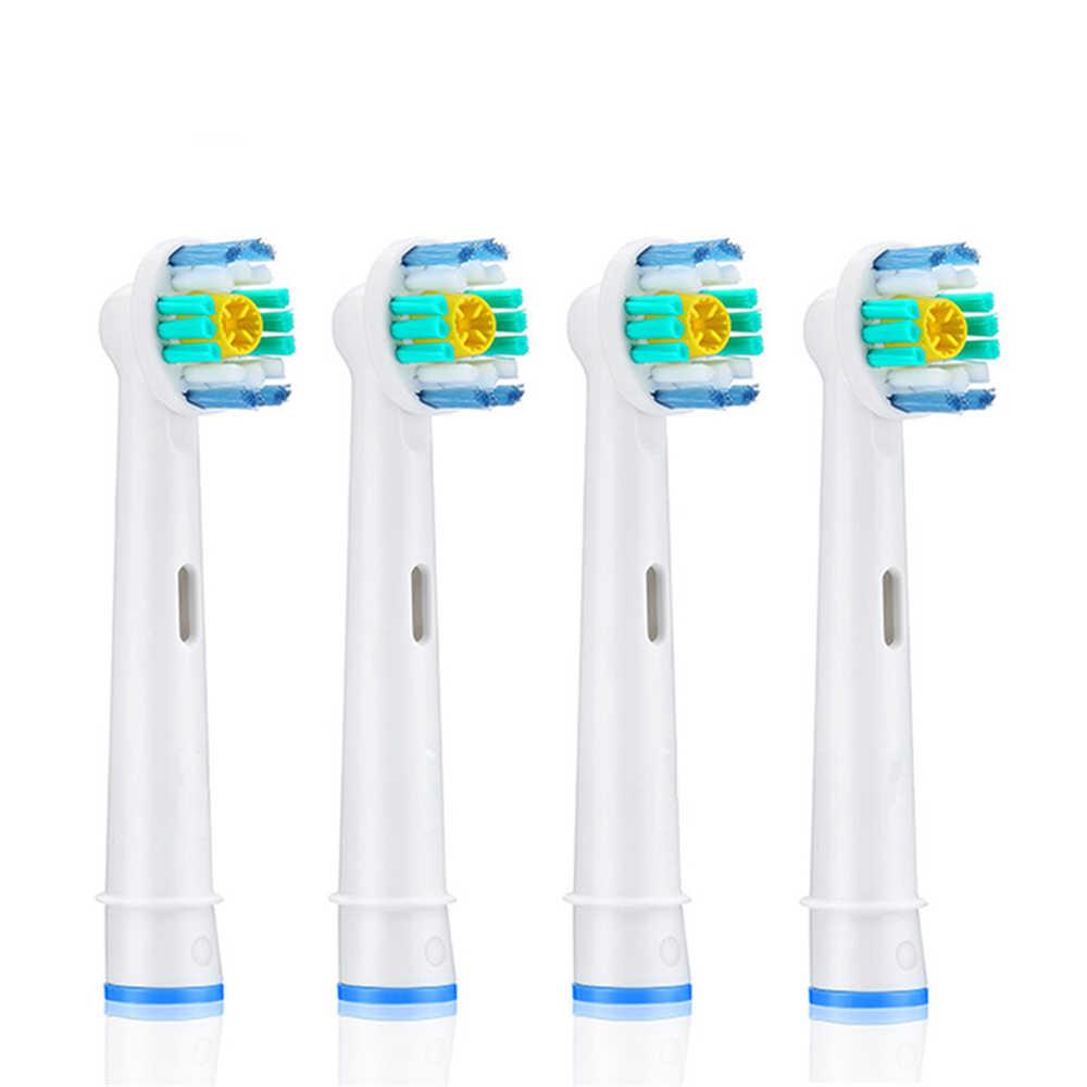 Орал би зубная щетка электрическая насадки