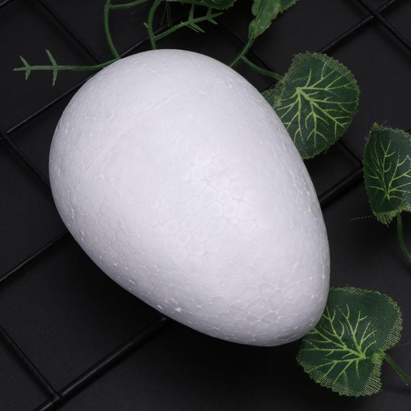 Amosfun Modelage polystyr/ène styromousse lapin forme moule blanc artisanat pour fleur de paques arrangement cadeau d/écoration