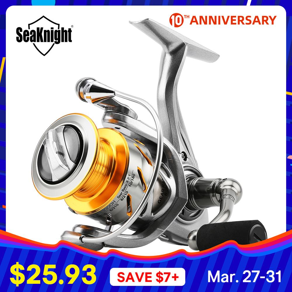 Seaknight Reel-Wheel Fishing-Reel 3000H Spinning Anti-Corrosion 5000-6000 11BB title=