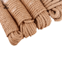 Rope Craft-Decor Gift-Wrap Party-Supplies Linen Hemp Christmas-Activities Burlap Natural