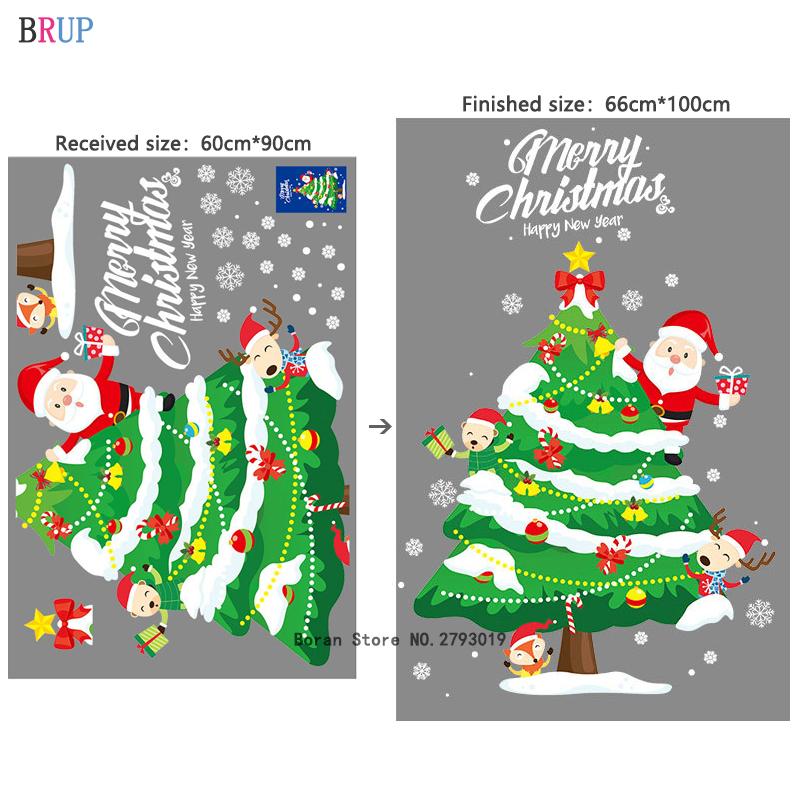 Silver Personalized Santa Claus Van Ornaments 2020 Holiday Christmas Hot F3S5