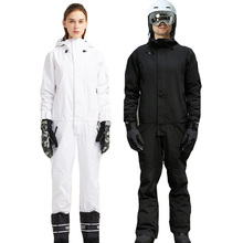 Outerwear Pants Jumpsuit Snowboard Ski-Suits Skiing-Jackets Waterproof Women Mountain-Snow