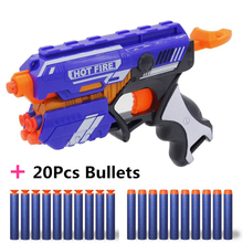 Toy-Gun Gun-Toy Bullet-Darts Eva-Foam Elite-Blaster Plastic Soft Boys Kids Girls New