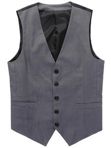 Wedding-Dress Suit Vest Goods Vest/grey Black Men's Fashion-Design Casual Business New