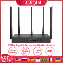 Wifi-Router Enterprise Gigabit Dual-Band High-Gain-Antenna Wireless W20E 11ac 3