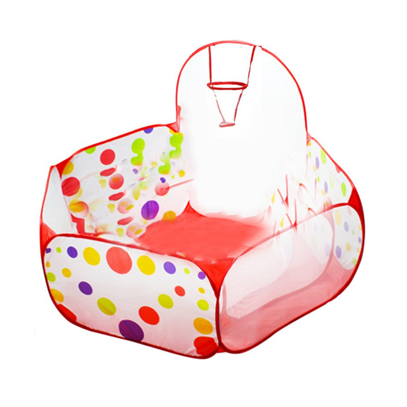 Portable Kids Children Ball Pit Pool Play Tent For Baby Indoor Outdoor Game