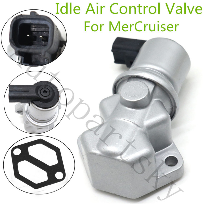 Mercury Marine//Mercruiser New OEM VALVE-IDLE AIR 862998