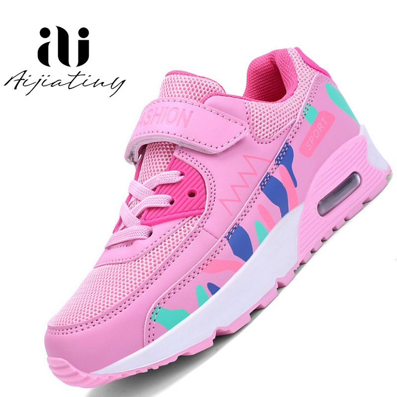 2019 KIDS BOYS GIRLS SPORTS RUNNING SHOES TODDLER SHOCK AIR TRAINERS SHOES SIZE