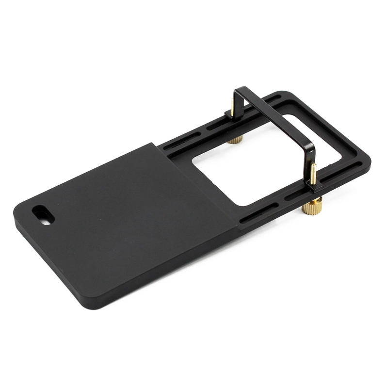 Vaorwne CNC Aluminum Stabilizer Conversion Splint Fixture Gimbal Clip for Feiyu Sports Camera Cam Spare Parts