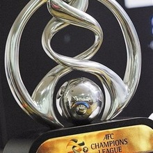 Trophy Football-Souvenirs-Decoration Soccer-Souvenirs Club Champions Award Asia Gift