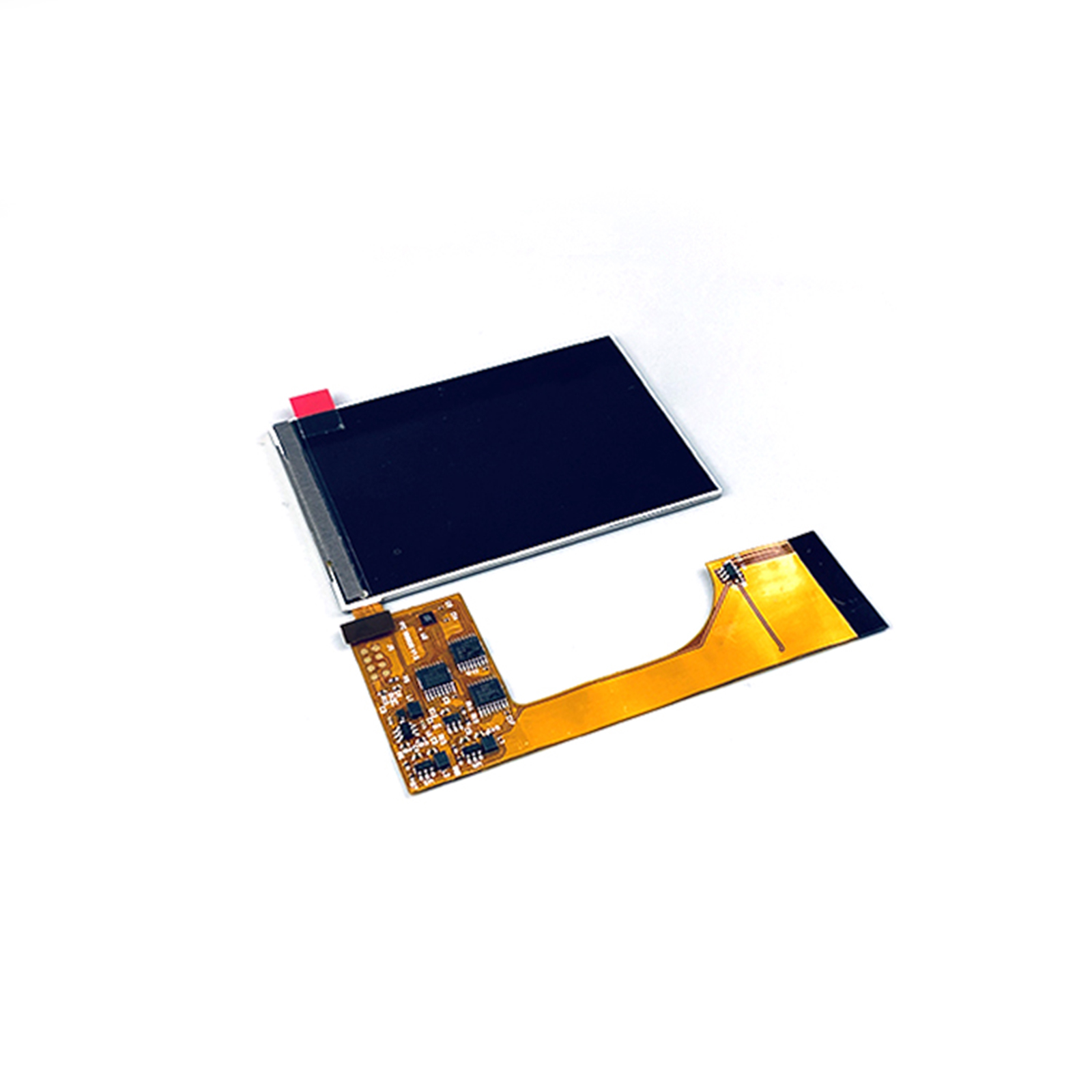 1Pcs 5V 0802 Lcd Lcd Display Module Yellow 8X2 Character Raspber Lcm For Ardu gt