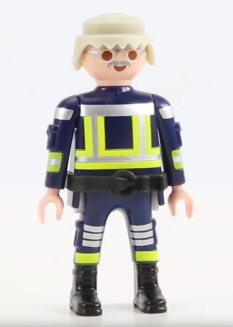 摩比世界积木拼装玩具