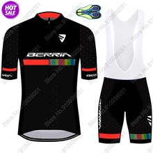Bike Suit Cycling-Jersey Bicycle-Bib Shorts MTB Summer-Set Berria-Team Road-Race Maillot