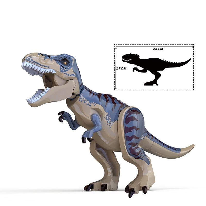 Jurassic World 2 Fallen Kingdom Figure BLUE Dinosaur Raptor Christmas Gift