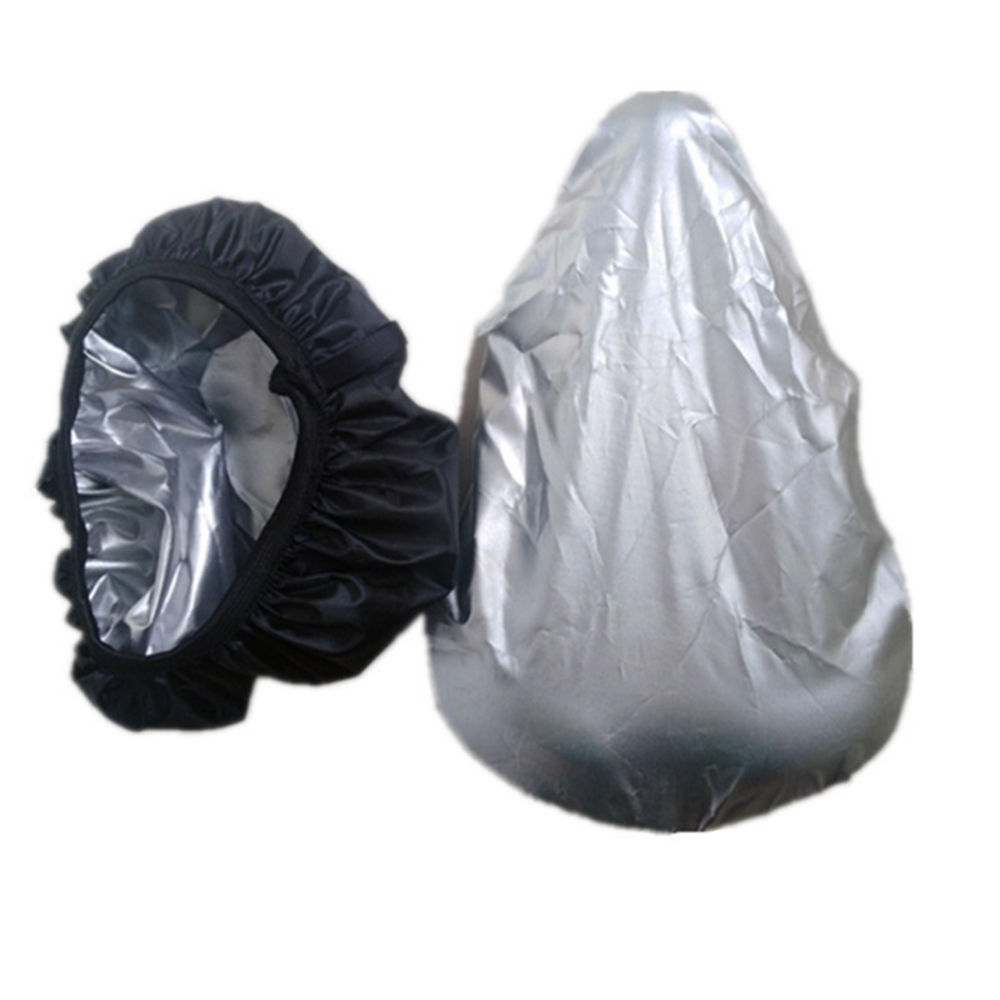 Plastic - Summer Bike Comfortable Cushion Cover Mountain Bike Thick 3D Seat Cover Outdoor Riding Accessories