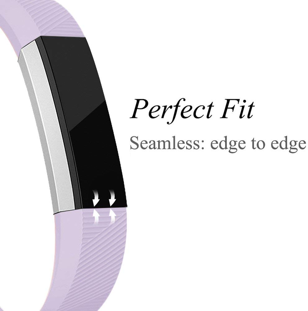 High Quality Soft Silicone Band For Fitbit Alta HR ACE Strap Wristband Secure Bracelet Adjustable Watch Replacement Accessories