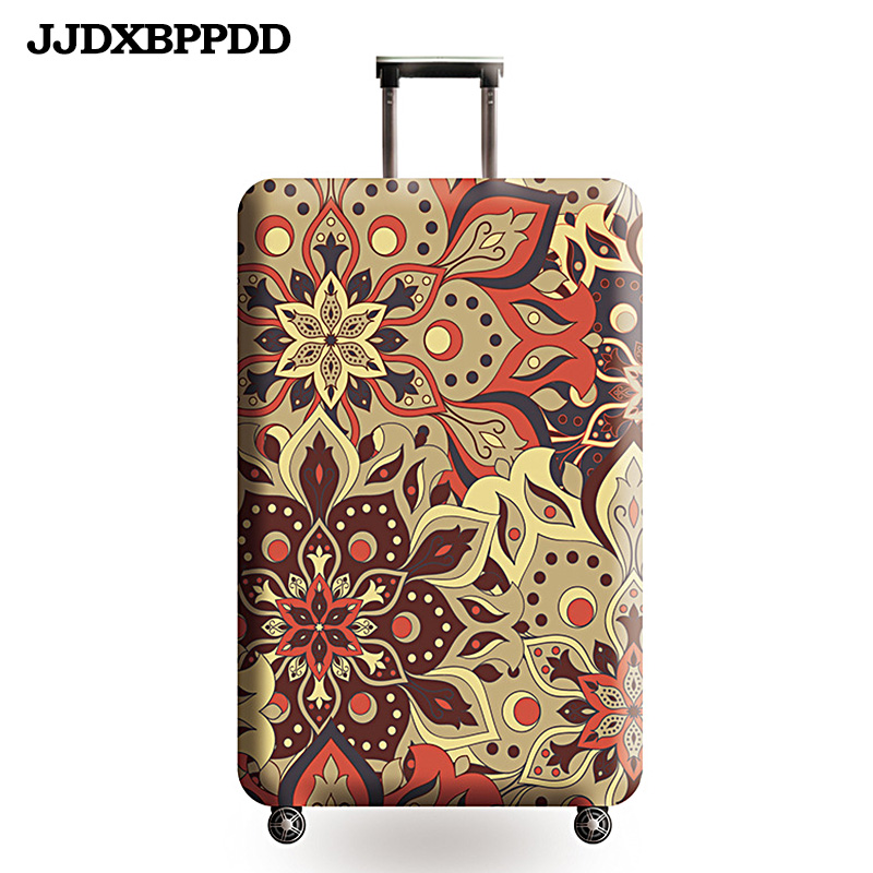 JDXBPPDD Thicker Travel Luggage Suitcase Protective Cover for Trunk Case Apply to 18/'/'-32/'/' Suitcase Cover Elastic Perfectly