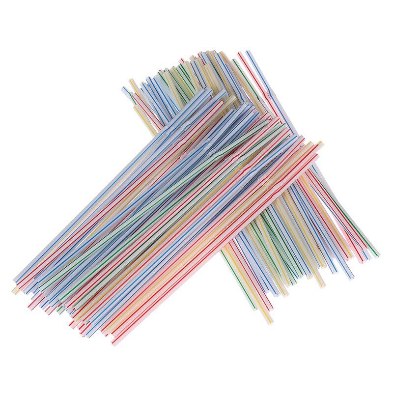 pajitas flexibles para fiestas bares tiendas y hogares. 50 pajitas de pl/ástico coloridas bebidas pajitas de colores surtidos