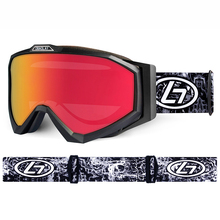 Snowboard-Goggles Skiing-Skating-Mask Uv-Protection Snow Sports Winter Women with Anti-Fog