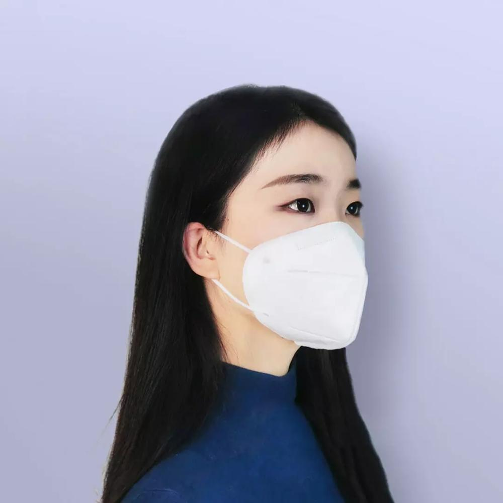 10PCS/LOT Xiaomi Youpin Easewell KN95 Protective Face Mask EWH-1003 Anti Dust Anti Pollution Face Shield Wind Proof