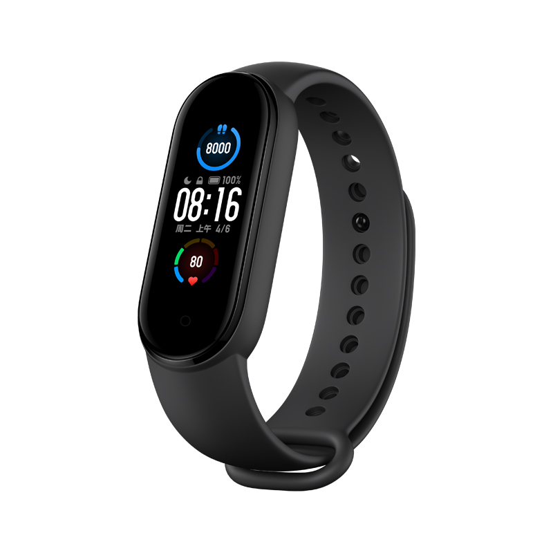 В наличии Xiaomi Mi Band 5 глобальная версия фитнес-браслет AMOLED цветной экран монитор сердечного ритма Mi Band 5 спортивный смарт-браслет
