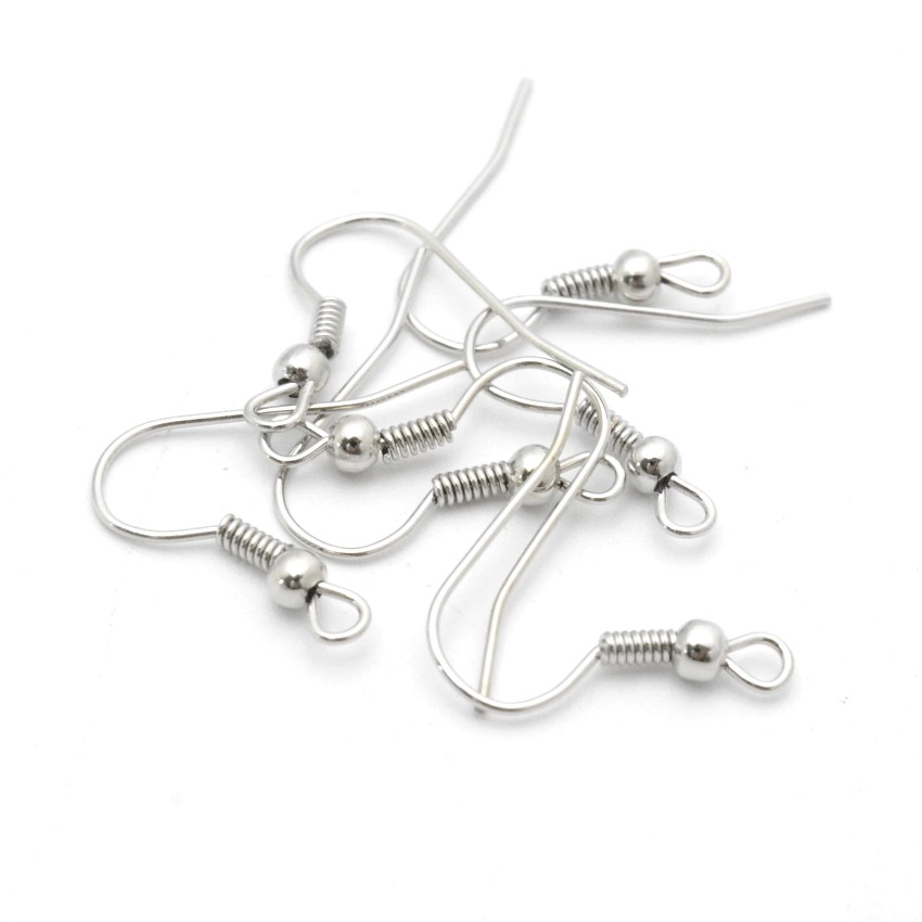 Jewelry Findings Diy 20*18mm Gold/Silver/Bronze/Silver Tone Earring Hooks For Jewelry Making
