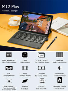 Tablet 2560x1600 Android 12inch LTE Dual-Camera 10-Core 4G New 8GB MTK PC 64GB 6797x27