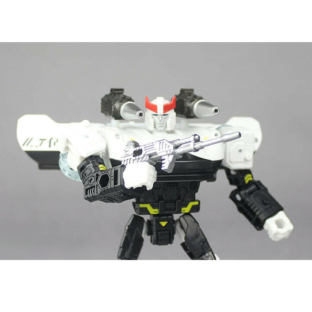 For Siege Deluxe Prowl Transformation Matrix Workshop M-11 Upgrade 3D Print  @,