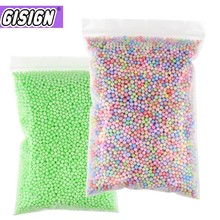 Snow-Slime-Balls Mud Charms-Accessories Slime-Kit Beads-Filler Additives Foam Particles-Antistress-Toys