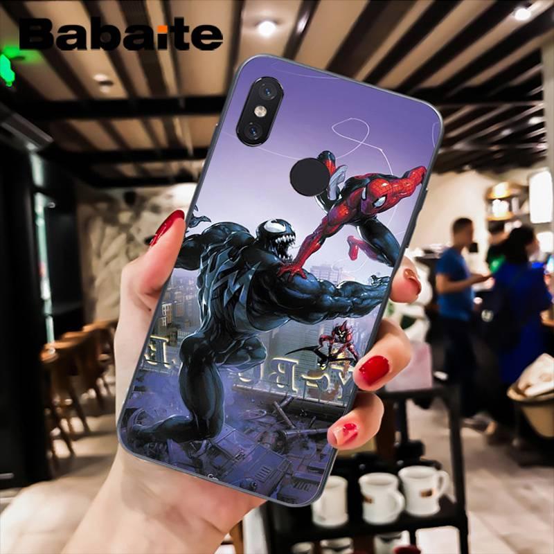Hot TV Marvel venom spider-man