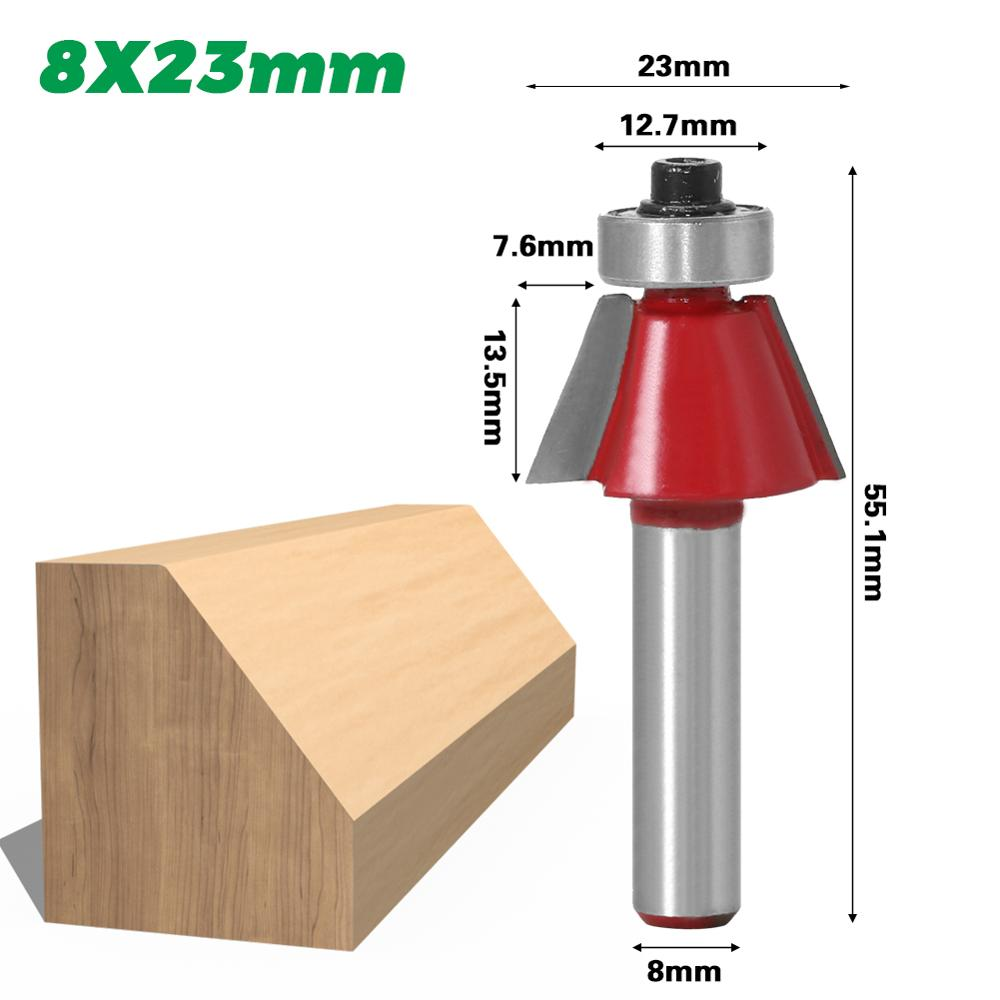30 Degree Bevel Trim Router Bit -8