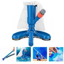 Cleaning-Tool Vacuum-Brush Swimming Pond-Fountain Tip ABS Zooplankton Portable